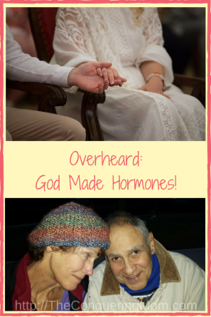 Hormones and Happiness--long may they live!
