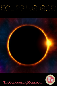 What an eclipse has to do with God. And marriage