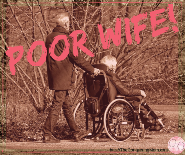 How to avoid being a poor wife with a bad husband